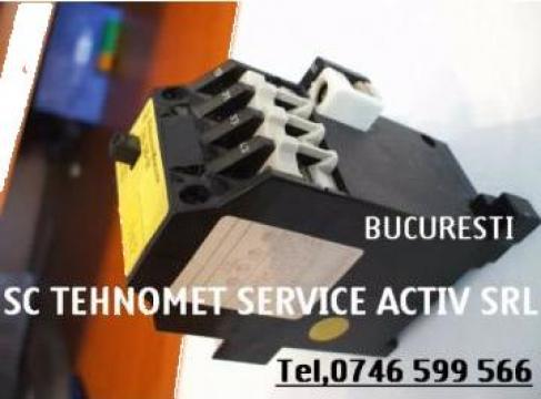 Contactori electrici RG 63 A de la Tehnomet Grup Srl.