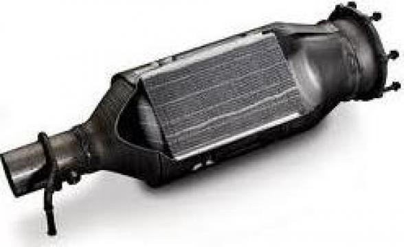 Curatare filtru particule Volvo