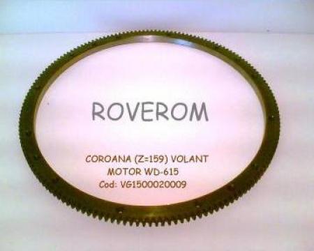 Coroana (Z=159) volant motor WD-615