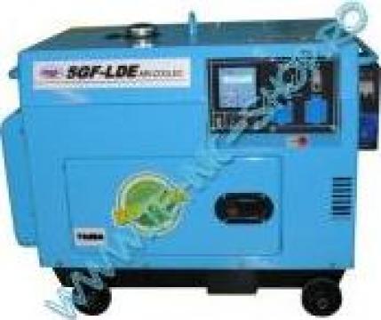 Generator curent diesel Silent 5GF-LDE de la Profesional Utilaj Srl.