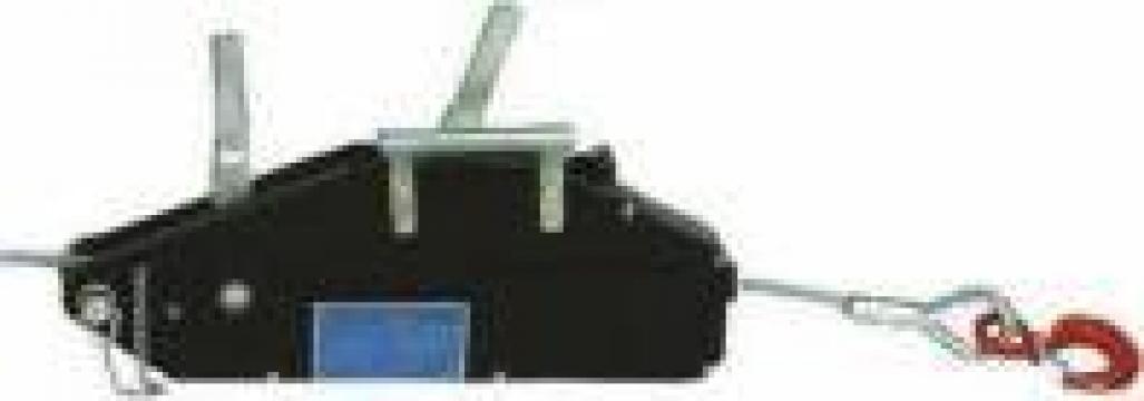 Troliu manual cu cablu de la El-Car Srl