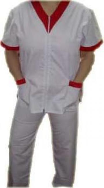 Uniforma, echipament de protectie personal curatenie de la Johnny Srl.