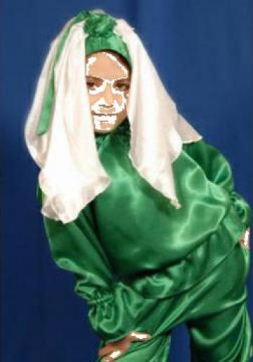 Costum de serbare pentru copii Ghiocel de la Costume De Serbare Pompilia Silaescu