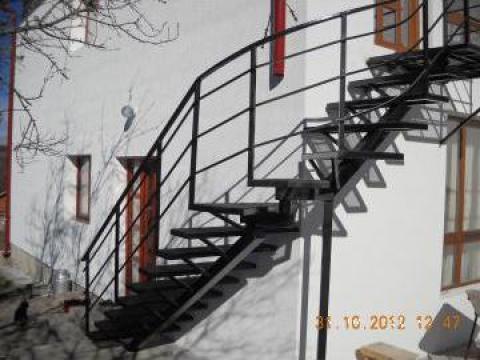Scara exterioara de la Alexdor Impex Srl