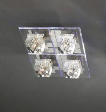 Plafoniera Cubic 57 0428