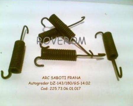 Arc saboti frana autogreder DZ-143/180, GS-14.02