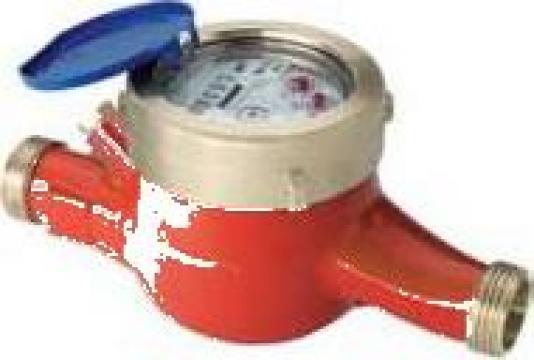Contor apa calda Zenner DN 15, DN 20, DN 25, DN 32, DN 40