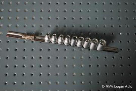 Set chei tubulare Torx de la Mvv Logan Auto Srl