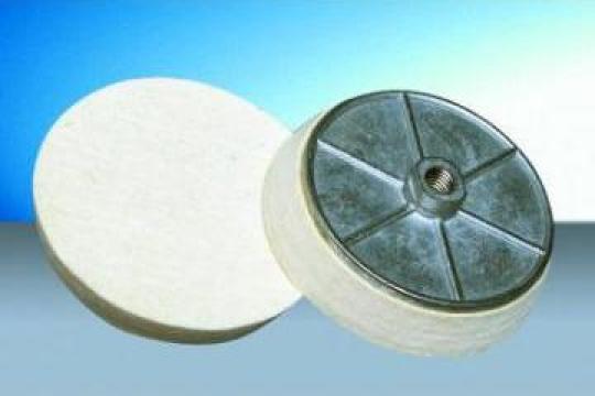 Disc din pasla si aluminiu de la Corcos S.r.l.