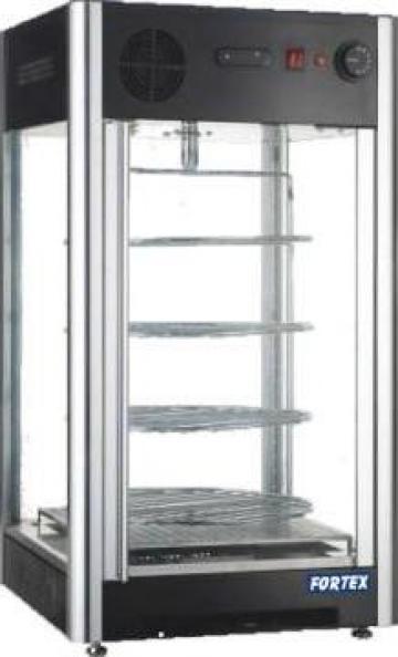 Vitrina calda verticala de banc pizza 108 lt 355025