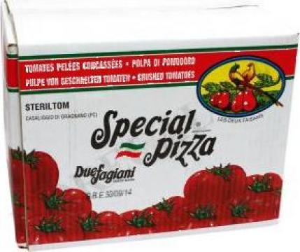 Sos pizza Due Fagiani 10 kg de la S.c. D&D Food S.r.l.