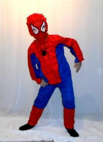 Simply wearing a Spider-Man costume won't give you the same abilities that Peter Parker had, but if it does give you added confidence when it comes to dealing with matters of the heart then that would be enough to make him jealous.