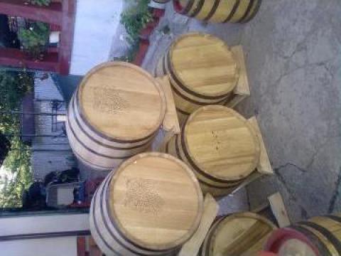 Butoi pentru vin 200 litri de la PFA Bratu Catalin
