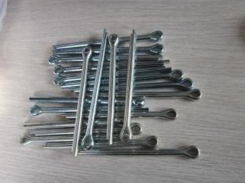 Splint otel zincat 10x140 mm de la Baza Tehnica Alfa Srl