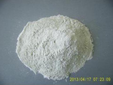 Bentonita macinata activata pentru lucrari hidrotehnice de la Bega Minerale Industriale Sa.