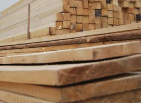 Cherestea din lemn de brad de la Simcris Business Concept
