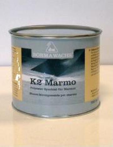 Chit bicomponent K2 pentru marmura, cu intaritor de la Muzo Cons Srl
