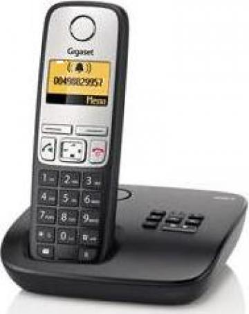 Telefon fix Cordless DECT/GAP A 400A de la Ask Tim