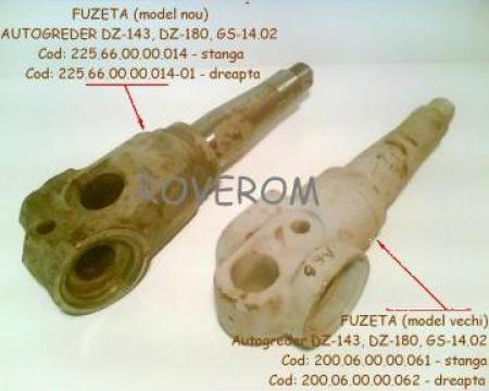 Fuzete autogreder DZ-143, DZ-180, GS-14.02