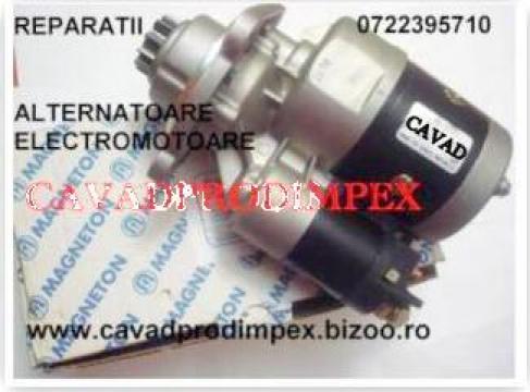 Electromotor Balkancar/ Zetor/ Case