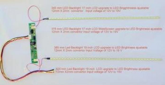 """Lampa LCD-LED15""""-19"""" KIT de la Electronicus LedSrl"""