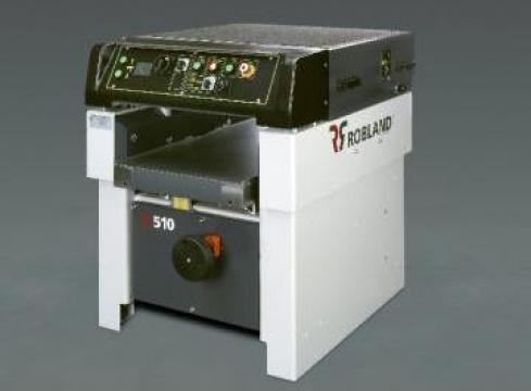 Masina industriala de rindeluit la grosime, Robland D510 E de la Danibrum