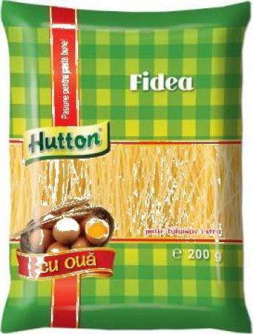Paste fainoase Fidea Hutton