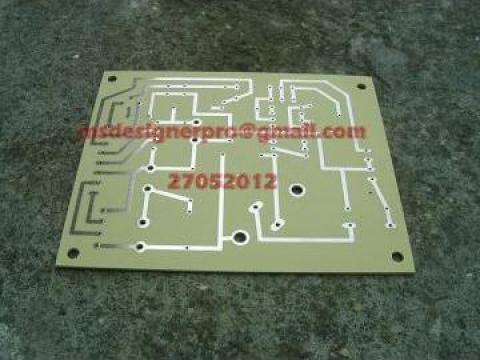 Circuite imprimate (PCB) de la Msdesigner Pro