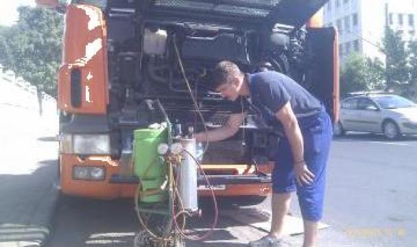 Reparatii radiatoare auto-moto, sudura argon de la Marcsan Auto Service Srl