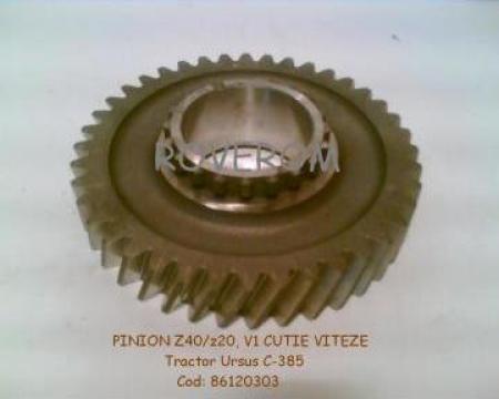 Pinion cutie viteze  Z40/z20, V1 tractor Ursus C-385