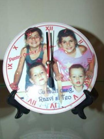 Ceasuri personalizate de la Bvi Ii