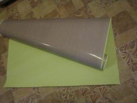 Folie teflonata autoadeziva pentru lipire termica de la Baza Tehnica Alfa Srl