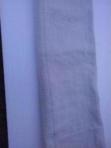 Panza (tesatura) din fibra ceramica