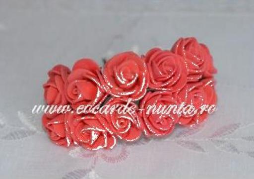 Flori artificiale de la Cocarde-nunta.ro