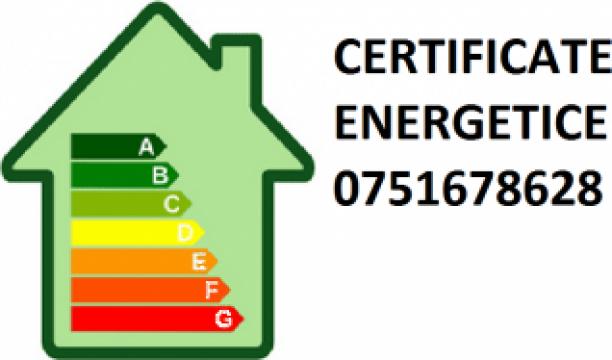 Certificate energetice de la Samavenic