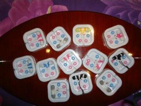 Casti telefon Samsung, Iphone de la