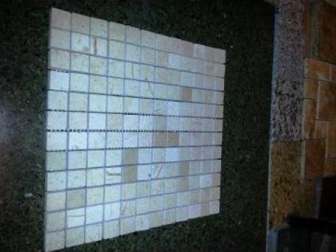 Mozaic marmura beige