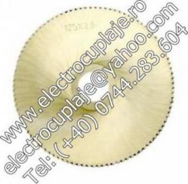 Freze disc DIN 1837 ( STAS 1159) HSS de la Electrofrane