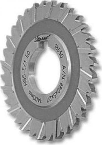 Freza-disc ingusta 50X1,6 mm de la Electrofrane
