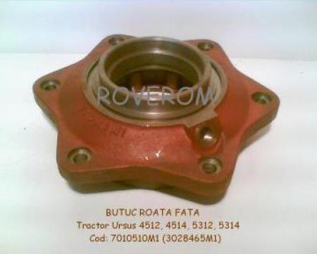 Butuc roata fata tractor Ursus 4514, 5312, 5314