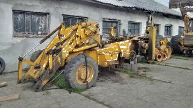 Piese dezmembrari buldoexcavator JCB 3CX 2000 de la Buldoardeal SRL