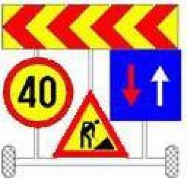 Indicatoare rutiere de la Sig Eurotrafic Srl