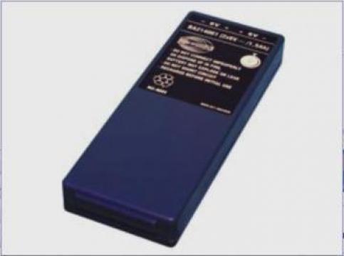 Acumulator telecomanda pompa beton