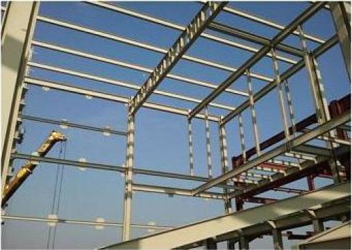 Confectii metalice - hale industriale de la Carpath Projects Management Srl