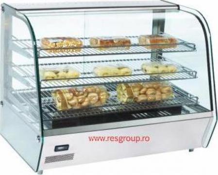 Vitrina calda de banc - patiserie RTR 160 de la Romeuro Service