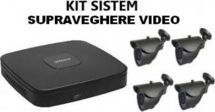 Sistem supraveghere video de la Selket S.r.l.