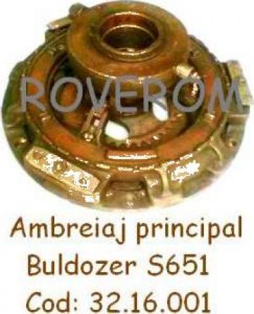 Ambreiaj principal buldozer S-651