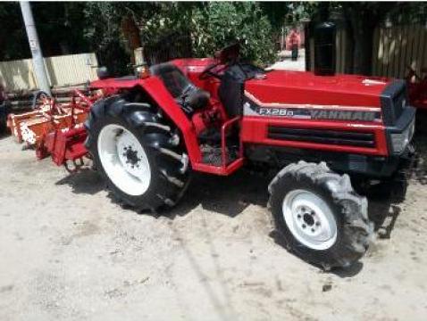 Tractor japonez Yanmar FX 28 D de la