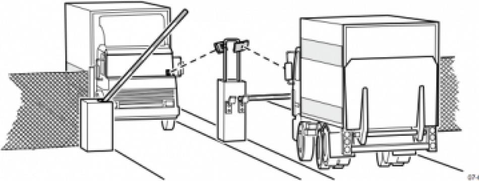 Sistem control acces la distanta vehicule mari de la Parking Experts Srl