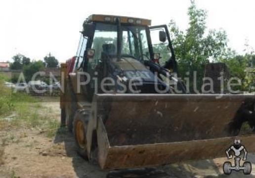 Inchiriere buldoexcavator Caterpillar 428D de la ACN Piese Utilaje